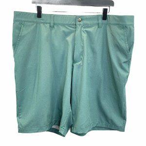 Adidas Ultimate 365 Gingham Golf Shorts Size 40